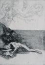 Dormitar del dibujante